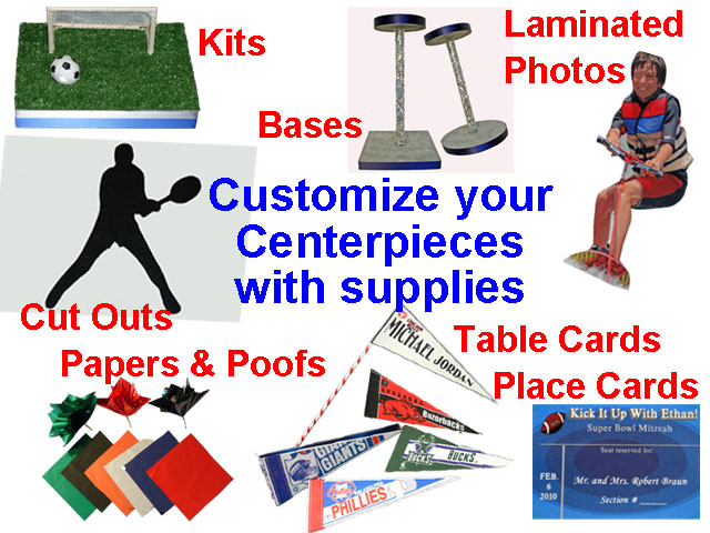Do it yourself theme centerpieces for parties and events party diy centerpiece supplies from a bnc parties solutioingenieria Gallery