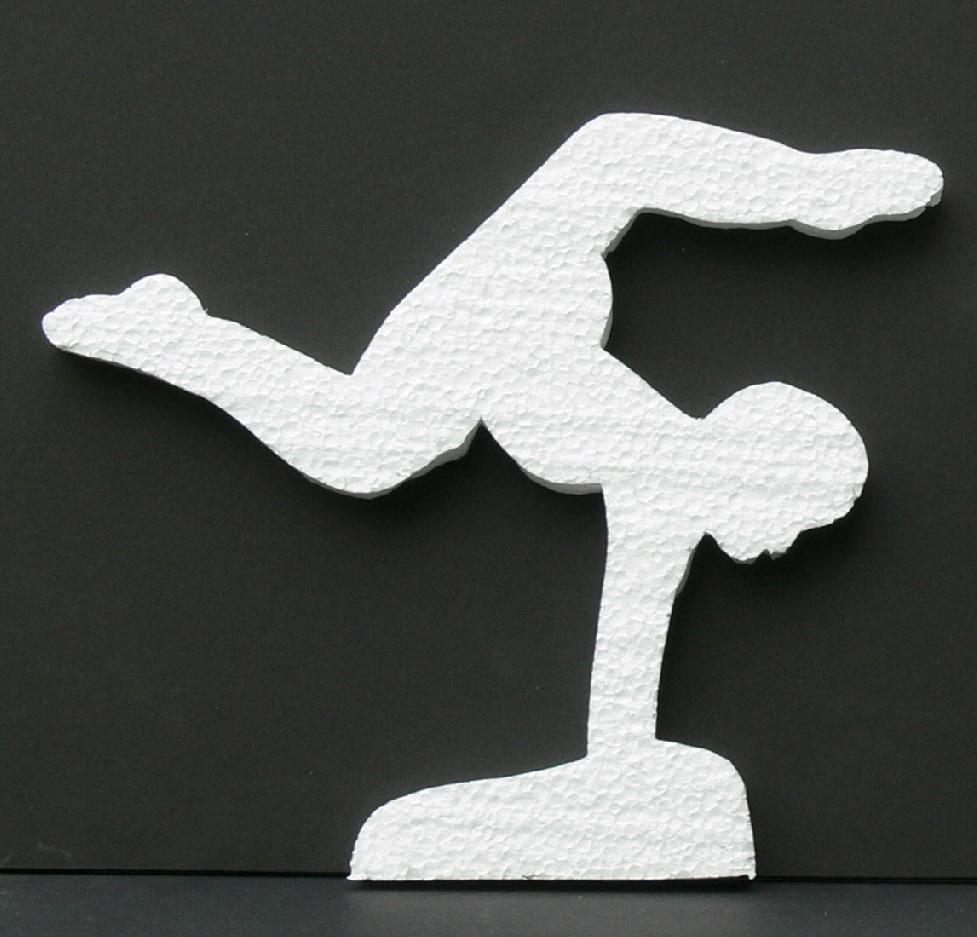 Gymnast Cut Out