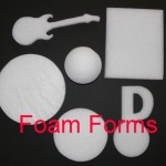Styrofoam Bases And Shapes for DIY Custom Centerpieces