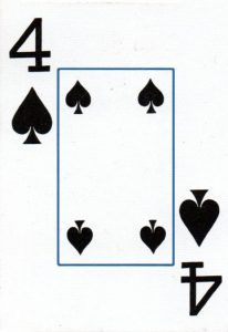 Four of Spades