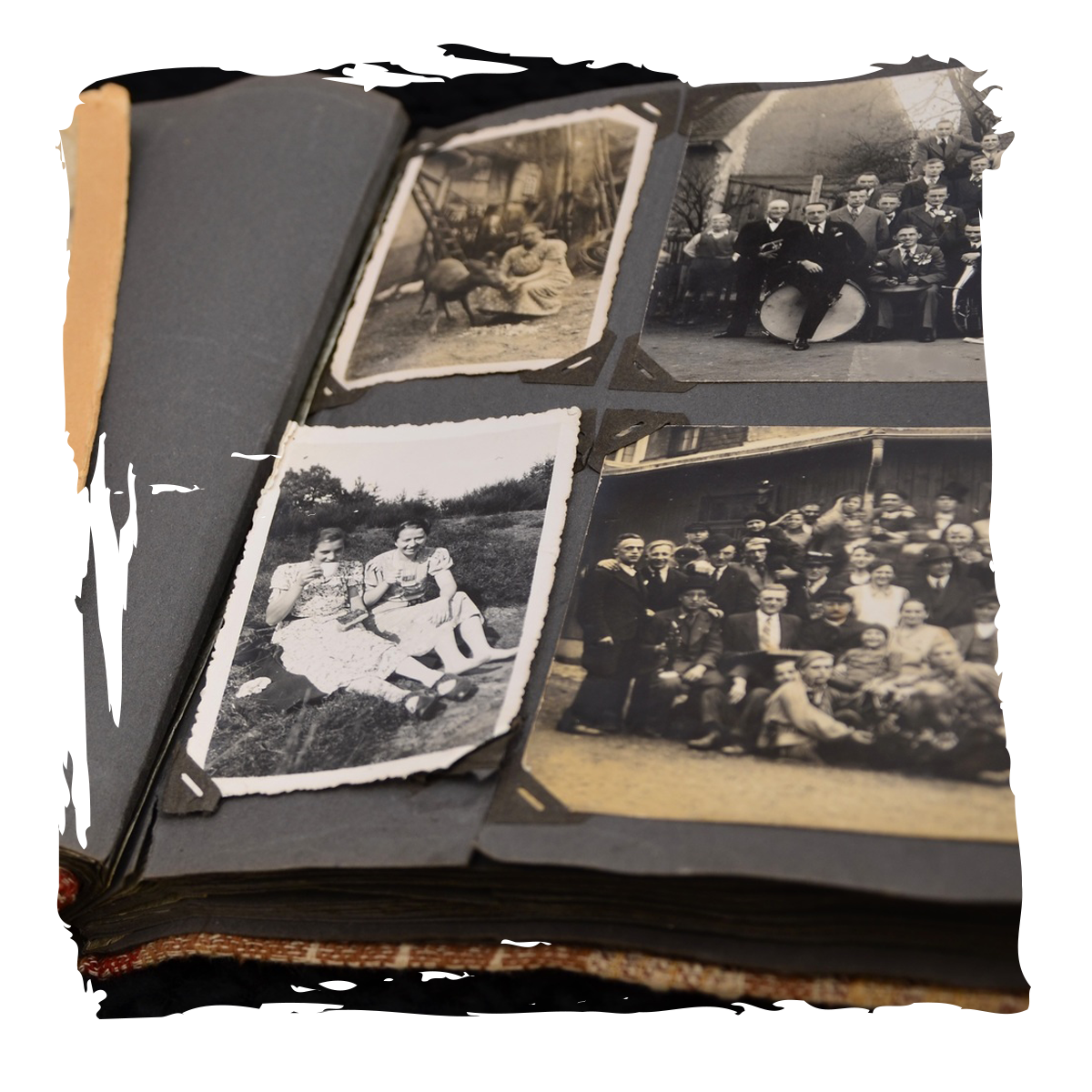 Podcast to Narrate A Photo Album