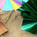 beach loungechair