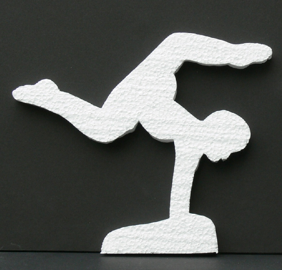 Gymnast Cut Out