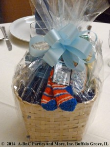 Baby Party Basket Centerpiece 04