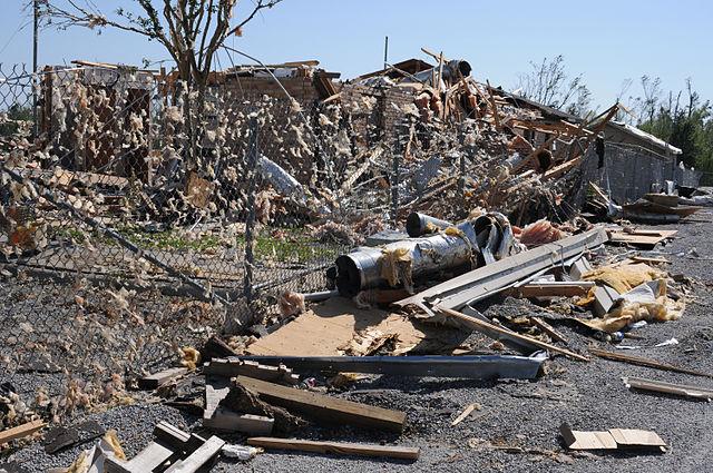 Disaster Scene