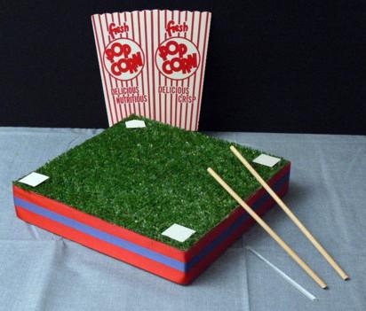 DIY Baseball Centerpiece Kit