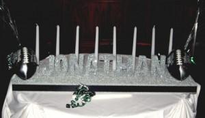 Jonathan Candle Lighting for Bar Mitzvah