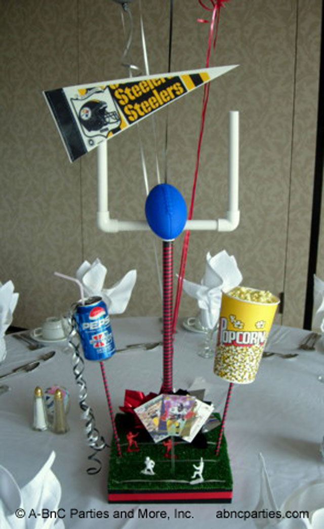 Football Centerpiece 02