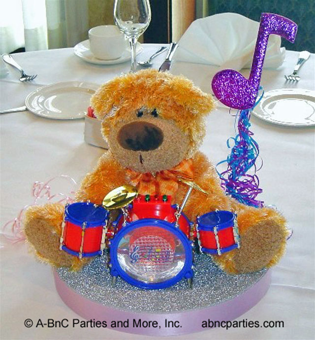 Teddy Bear Centerpiece