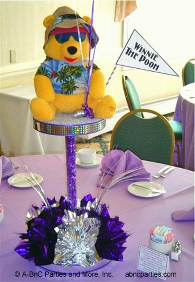 Winnie The Pooh Centerpiece