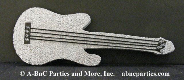 Guitar Cutout Cut Out 02