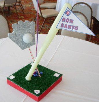 A-BnC DIY Baseball Centerpiece Kit 4