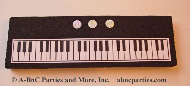 Keyboard Cut Out