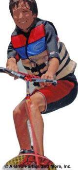 Waveboard Laminated Photo Cut Out